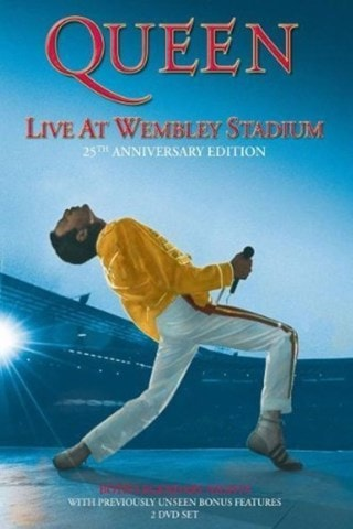 Queen: Live at Wembley Stadium - 25th Anniversary Edition