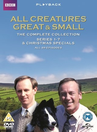 All Creatures Great and Small: Complete Series