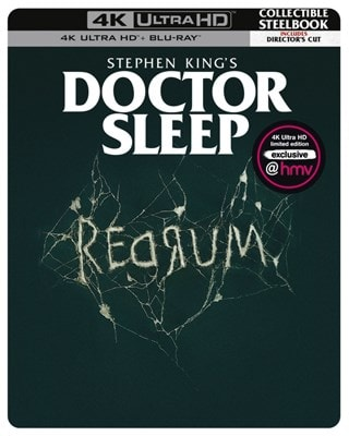Doctor Sleep (hmv Exclusive) Limited Edition 3-Disc Director's Cut Steelbook