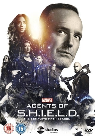 Marvel's Agents of S.H.I.E.L.D.: The Complete Fifth Season