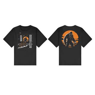 Godzilla vs Kong (Front & Back Print)