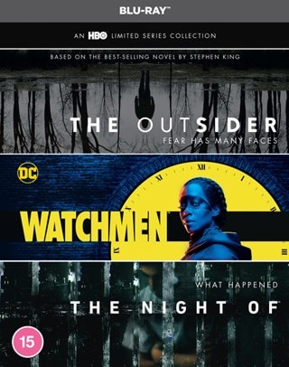 The Outsider/Watchmen/The Night Of
