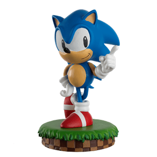 Sonic Figurine: Hero Collector