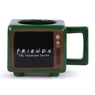 I'd Rather Be Watching Friends Heat Change Mug