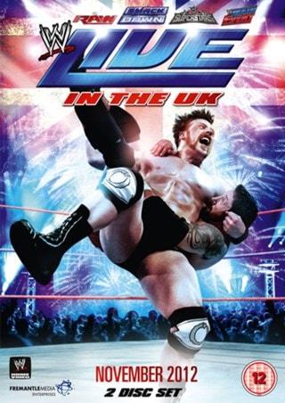 WWE: Live in the UK - November 2012