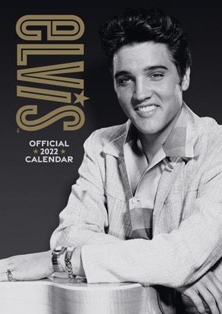 Elvis A3 2022 Calendar