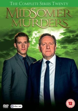 Midsomer Murders: The Complete Series Twenty