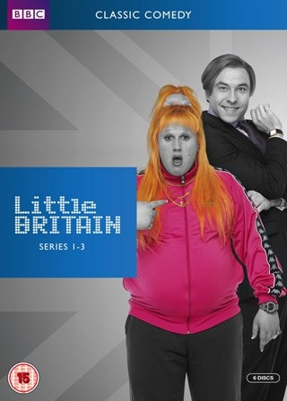 Little Britain: Series 1-3 (hmv Exclusive)