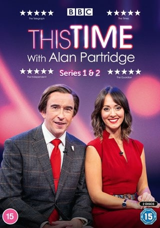 This Time With Alan Partridge: Series 1 & 2