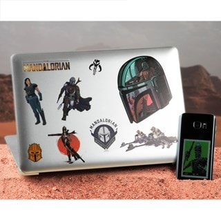 The Mandalorian: Star Wars Gadget Decals