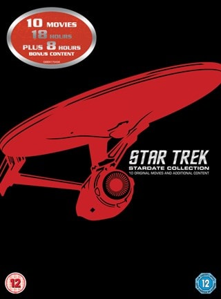 Star Trek: The Movies 1-10