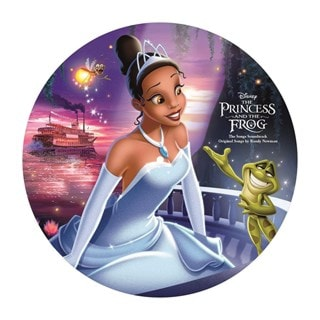 The Princess and the Frog: The Songs Soundtrack
