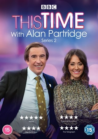 This Time With Alan Partridge: Series 2