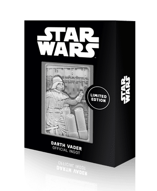 Darth Vader Bespin Scene: Star Wars Limited Edition Ingot Collectible