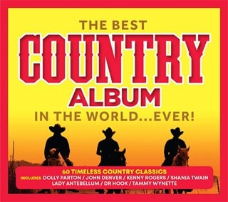 The Best Country Album in the World Ever!