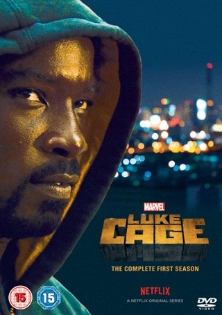 Marvel's Luke Cage: The Complete First Season