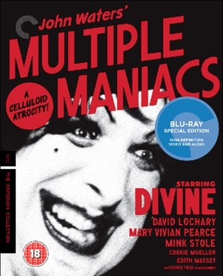 Multiple Maniacs - The Criterion Collection