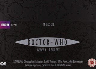 Doctor Who - The New Series: Series 1-4