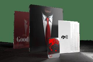 Goodfellas Titans of Cult Limited Edition 4K Steelbook