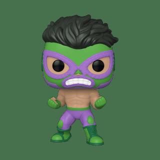 El Furioso: Hulk (708): Lucha Libre: Marvel Pop Vinyl