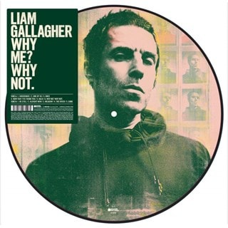 Why Me? Why Not. (hmv Exclusive) Picture Disc