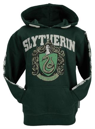 Harry Potter: Slytherin (Kids Hoodie)