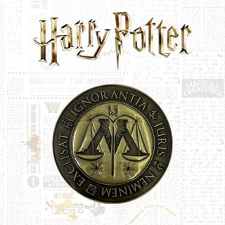Harry Potter: Ministry of Magic Medallion (online only)