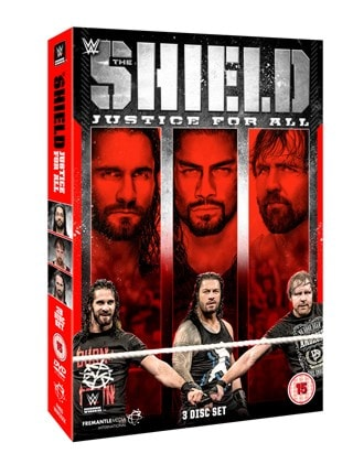 WWE: The Shield - Justice for All