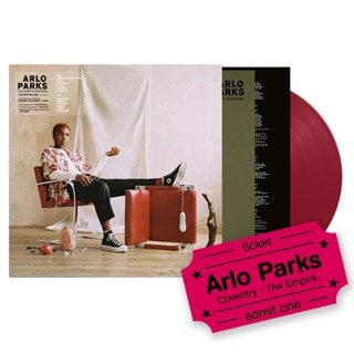 Arlo Parks - Collapsed In Sunbeams - LP & Coventry Empire Event Entry