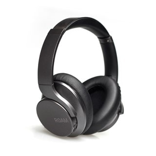 Roam R-Lab Gunmetal Grey Bluetooth Active Noise Cancelling Headphones