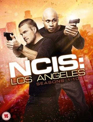 NCIS Los Angeles: Season 1-10