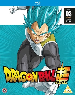 Dragon Ball Super: Part 3
