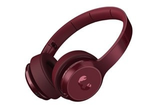 Fresh N Rebel Code ANC Ruby Red Active Noise Cancelling Bluetooth Headphones