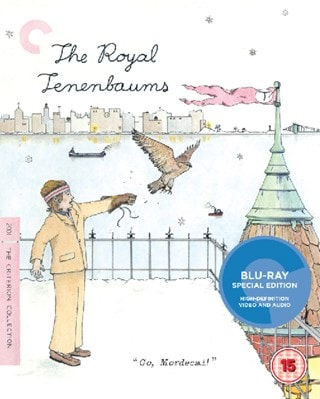 The Royal Tenenbaums - The Criterion Collection