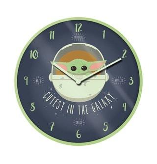 Cutest in the Galaxy: Star Wars Clock
