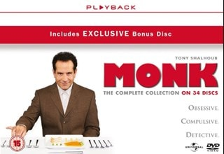 Monk: Complete Series