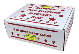 Harry Potter Wizarding World Pop Culture Mystery Swag Box