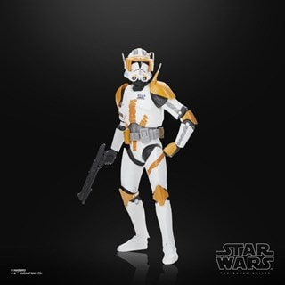 Clone Commander Cody: Black Series Archive: Star Wars Action Figure