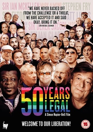 50 Years Legal