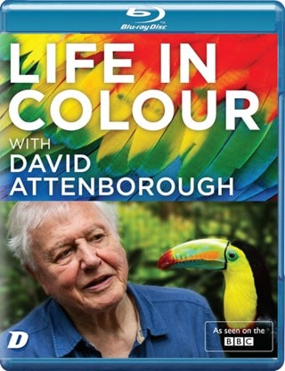 Life in Colour With David Attenborough