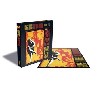 Guns N Roses: Use Your Illusion I 500 Piece Jigsaw Puzzle