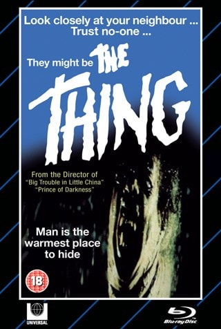 The Thing - VHS Range (hmv Exclusive)
