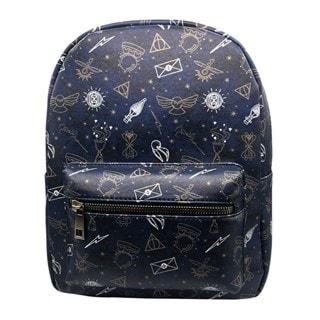 Bioworld Harry Potter Mystical Mini Backpack