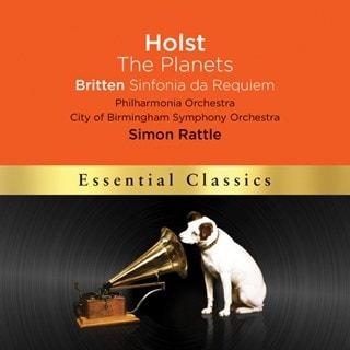 Holst: The Planets/Britten: Sinfonia Da Requiem