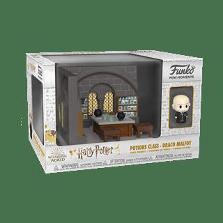 Potion Class Draco Malfoy: Harry Potter Anniversary Funko Diorama