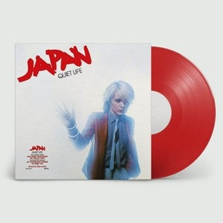 Quiet Life - Limited Edition Red Vinyl