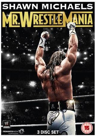 WWE: Shawn Michaels - Mr WrestleMania