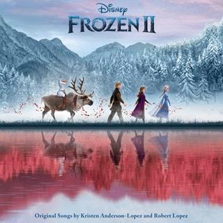 Frozen 2 (hmv Exclusive) Blue Vinyl
