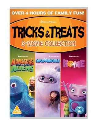 Tricks & Treats: 3-movie Collection