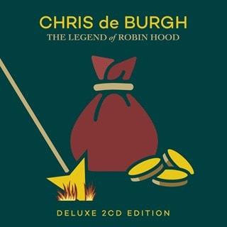 The Legend of Robin Hood - Deluxe 2CD (hmv Exclusive): Signed Copies